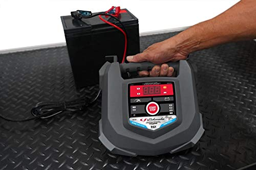 Schumacher SC1323 6/12V Fully Automatic Battery Charger and 3/15A Maintainer by Schumacher (Image #4)