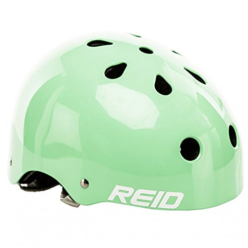 Reid Cycles Classic Skate Style Helmet - One Size (Mint Green)