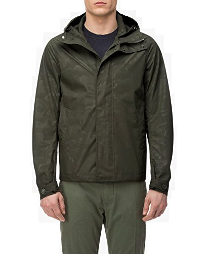 699 Rudder Woolrich Green Summer Camou Military Jacket Wocps2563 5wnCOq7