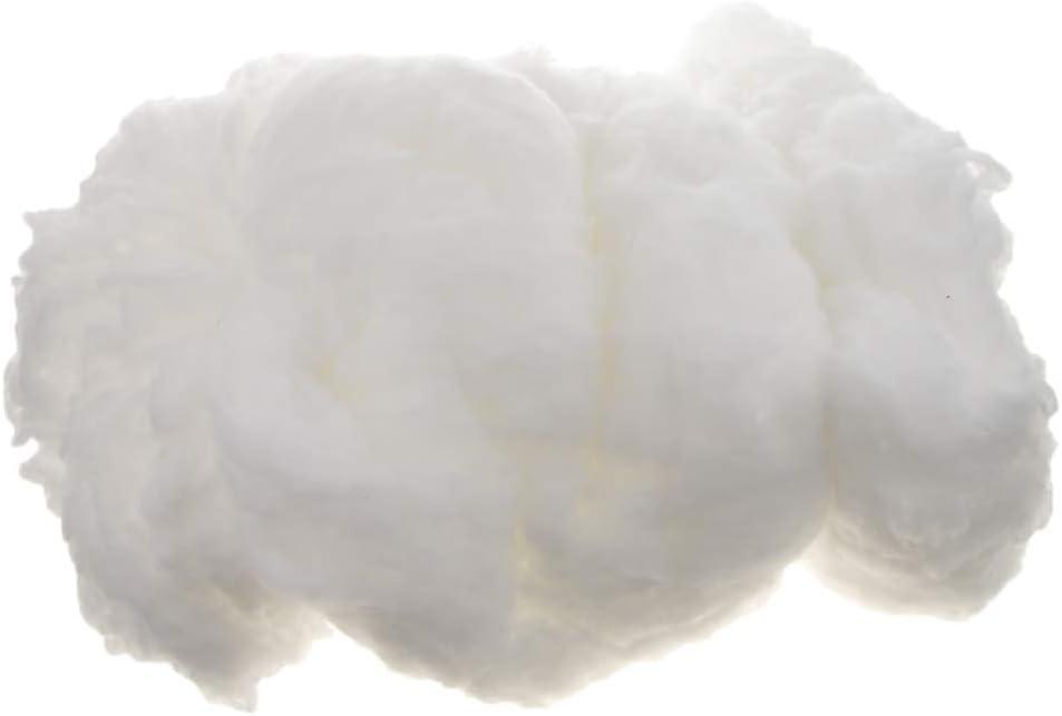 KODORIA Artificial Cloud Props Imitation Cotton 3D Cloud Room DIY Decorative Hanging Ornament Decoration Art Stage Wedding Party for Stage Show Party Decor - 80 x 50 x 50 cm