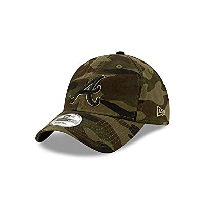 New Era Atlanta Braves Camo Core Classic 9TWENTY Hat/Cap