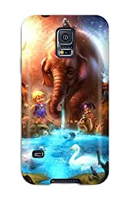 Ideal ZippyDoritEduard Case Cover For Galaxy S5(artistic), Protective Stylish Case