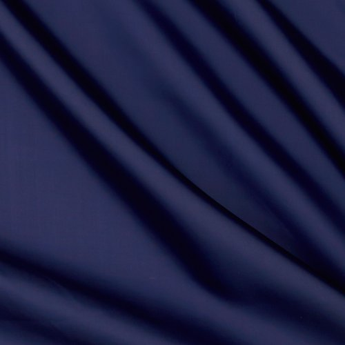 Ben Textiles Polyester Lining Light Navy Fabric By The Yard