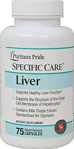 - Puritan's Pride Specific Care Specific Care Liver-75 Capsules