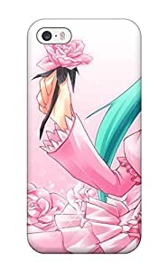 High-quality Durable Protection Case For Iphone 6 Plus 5.5 Inch Cover (cute Anime Girl)