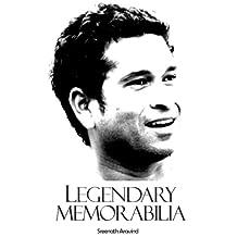 Sachin Tendulkar - LEGENDARY MEMORABILIA