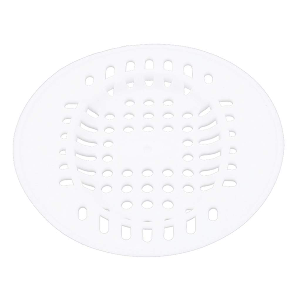 LJSLYJ Shower Drain Stopper,Bathtub Strainers Protectors, Good Grips Hair Catchers, for Laundry, Kitchen and Bathroom