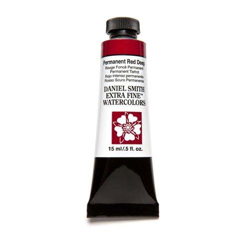 Acuarela Daniel Smith Extra Fine 15ml - Permanent Red Deep