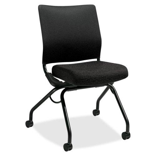 HON Perpetual Armless Nesting Chair - Iron - 26