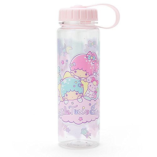 [Sanrio Little Twin Stars clear plastic bottle Fancy Pop From Japan New] (Funny Pop Culture Costume Ideas)