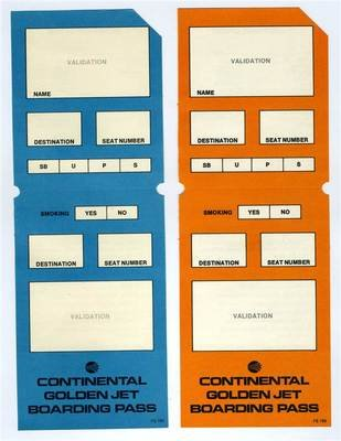 1970s-continental-airlines-golden-jet-blank-boarding-passes-beverage-orders
