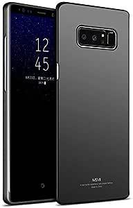 Samsung galaxy Note 8 - Blue All-inclusive Tpu hard cover phone shell slim Matte anti fall case
