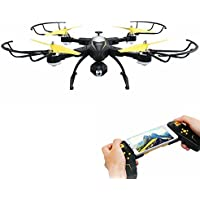 TOYEN GordVE GV1804 FPV Wifi RC Quadcopter Remote Control Drone Quadcopter One Key Return Helicopter with HD 2MPP Camera RC Drone