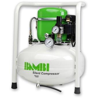 Bambi BB24V - Compresor de aire