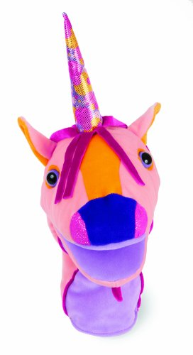 Ursa The Magical Myths Unicorn Hand Puppet