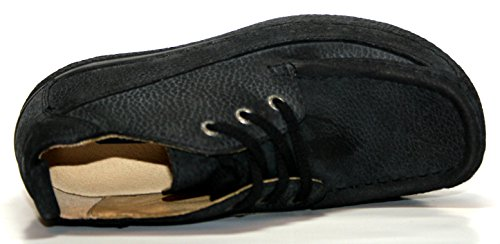 Wolky , Chaussures de ville à lacets pour garçon Noir Noir 31