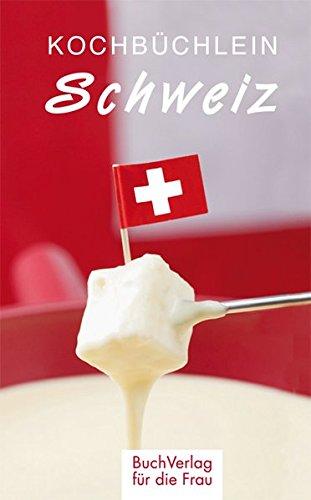 Kochbüchlein Schweiz (Minibibliothek)