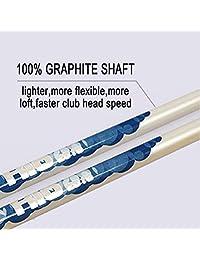 Acstar - Putter de golf para niños de dos vías, para zurdos y diestros, fácil de usar en 3 dimensiones para edades de 3 a 5 años, 6 a 8 años, 9 a 12 años