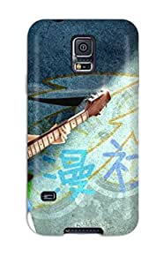 Hot Tpu Cover Case For Iphone/ 6 Case Cover Skin - Heterochromia Guitars Anime Original Characters