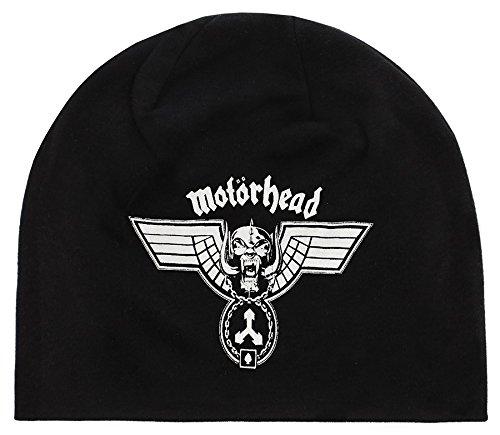 Amazon.com  Motorhead Hammered War Pig Band Logo Metal Rock Music ... ea84f442e073