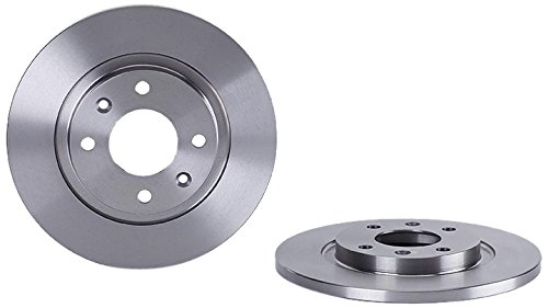 Set of 2 Brembo 08.7238.10 Front Brake Disc