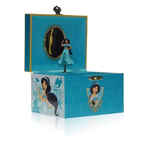 Disney Parks Jasmine of Aladdin Jewelry Box A Whole New ()