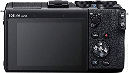 Glass by Expert Shield The Ultra-Durable Ultra Clear Screen Protector for Your: Canon M6 II Glass