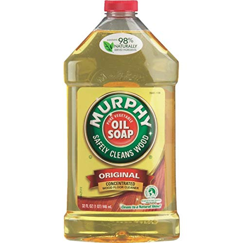 Murphy Oil Soap Liquid Wood Cleaner - CPC01163 Pack of 5