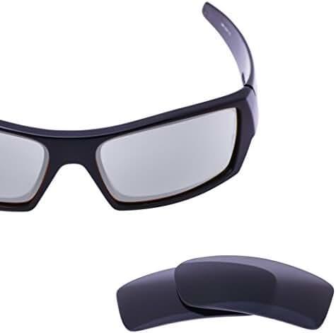 LenzFlip Oakley GASCAN Polarized Replacement Lenses- Multiple Options
