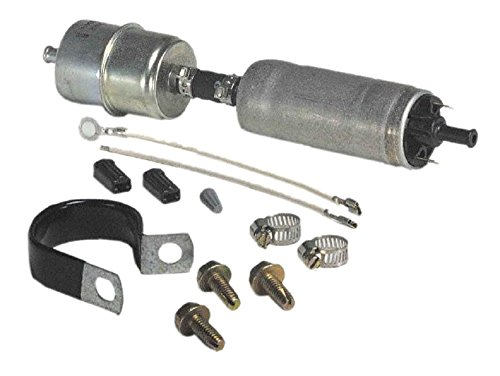 - Carter P60430 In-Line Electric Fuel Pump