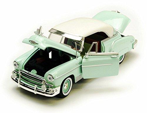 Chevrolet Bel Air Green - 4