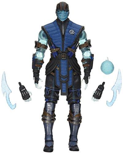 Mezco Toys Mortal Kombat X: Sub-Zero (Ice Version) 6