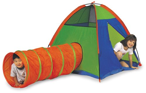 Pacific Play Tents Tunnel Orange product image