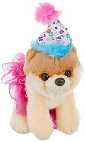 Gund Itty Bitty Boo #027 Birthday Tutu Plush, 5 #34;