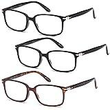 AV Best Deal Multiple Packs of Fashion Readers Reading Glasses for Men and Women
