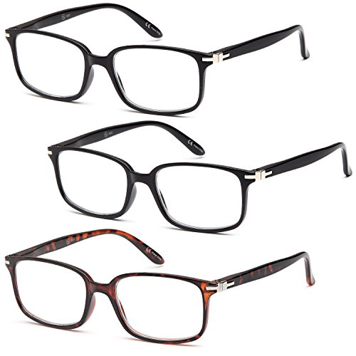 Altec Vision Best Deal Multiple Packs Of Fashion Readers Reading Glasses For Men And Women