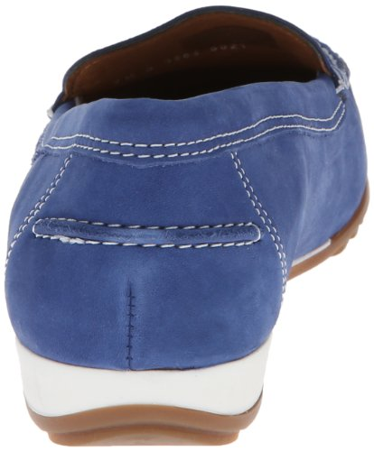Blue Loafer Slip ara Nery Womens Womens Nubuck Electric On ara Nery zn6qB4