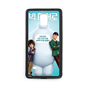 Big Hero 6 Samsung Galaxy Note 4 Cell Phone Case Black Rmawf