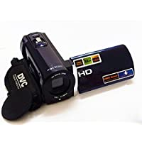 PowerLead Puto PLD002 16MP Digital Camcorder Camera DV Video Recorder Mini DV with 3.0 Display 16x Digital Zoom