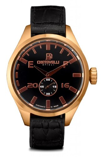 Chotovelli Men's Pilot Watch Automotive Alfa Dial Italian, used for sale  Delivered anywhere in USA