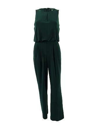 07fa3cd47ebb Amazon.com  Lauren by Ralph Lauren Women s Petite Wide-Leg Jersey ...