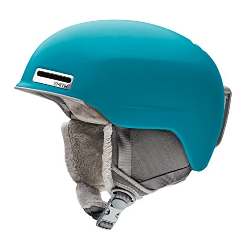 SMITH Allure Casque de Ski Femme Matte Mineral