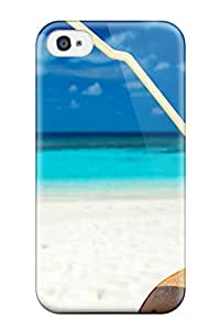 New Arrival Iphone 4/4s Case Beach Cocktail Case Cover