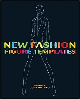 New Fashion Figure Templates - m 31