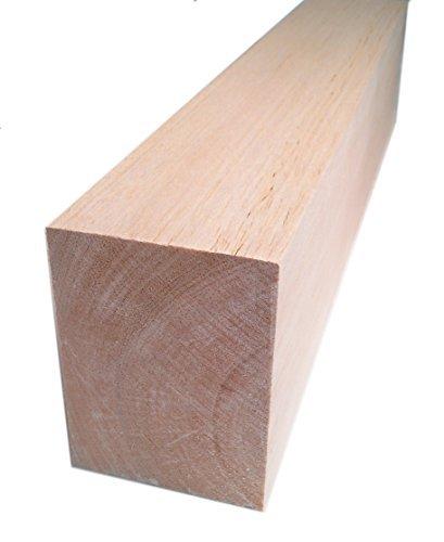 Balsa Wood Block 75 x 100 x 450mm by Balsa Wood by Balsa Wood