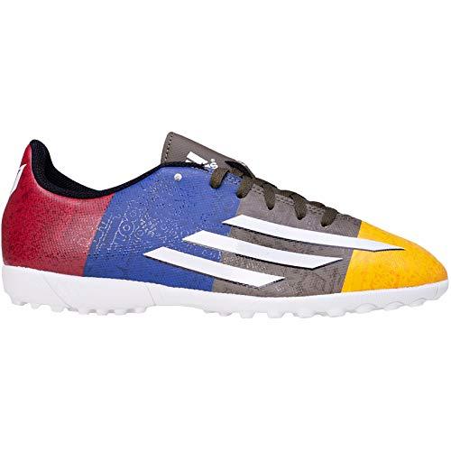 adidas Performance Boys Kids F5 Messi Astro Turf Football Trainers Shoes - 12K