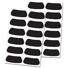 Rawlings Eye Black Adhesive Stickers