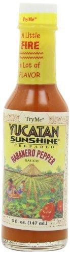 yucatan habanero sauce - 1