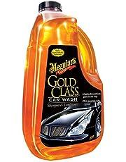 Meguiar 's oro clase para lavado de coche, Champú y acondicionador para lavar carro, 64 oz (1.81 k)