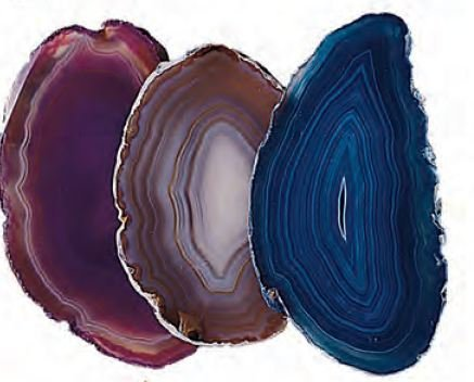 Assorted Agate - 9